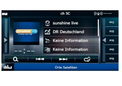 Naviceiver Kenwood DNX7150DAB im Test, Bild 3