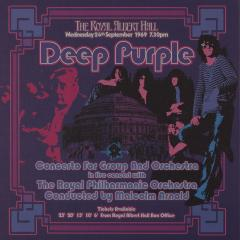 Schallplatte Komponist: Jon Lord / Interpreten: Deep Purple -  Concerto for Group and Orchestra (Parlophone Records) im Test, Bild 1