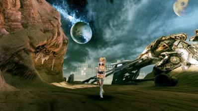 Games Playstation 3 Konami Blades of Time im Test, Bild 2