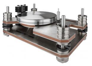 Test Plattenspieler Kronos Audio Turntable Seite 1