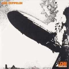 Schallplatte Led Zeppelin I, II, III (Atlantic Records) im Test, Bild 1