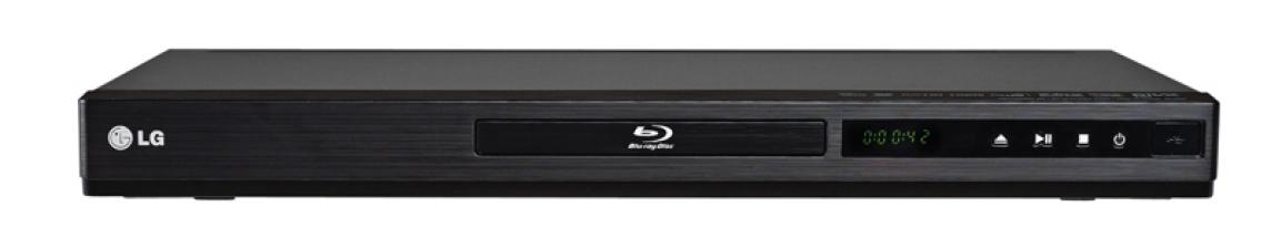 Blu-ray-Player LG BD660 im Test, Bild 2