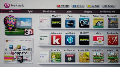 Blu-ray-Player LG BP430 im Test, Bild 3