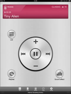 AirPlay-Speakersystem LG CM3430 im Test, Bild 3