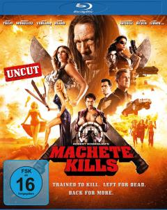 Blu-ray Film Machete Kills (Universum) im Test, Bild 1