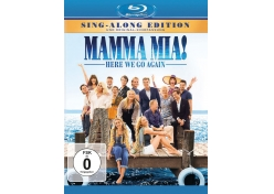 Blu-ray Film Mamma Mia: Here We Go Again! (Universal) im Test, Bild 1