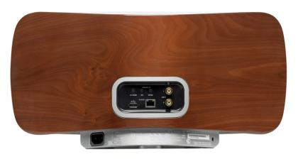 AirPlay-Speakersystem Marantz Consolette MS 7000 im Test, Bild 2