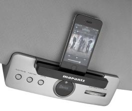 AirPlay-Speakersystem Marantz Consolette MS 7000 im Test, Bild 3