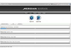 Test DLNA- / Netzwerk- Clients / Server / Player - Meridian 218 Zone
