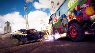 Games Playstation 3 Namco Bandai Dirt Showdown im Test, Bild 4