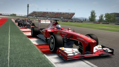 Games Playstation 3 Namco Bandai F1 2013 im Test, Bild 3