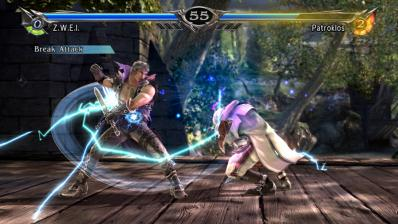 Games Playstation 3 Namco Bandai Soul Calibur V im Test, Bild 3
