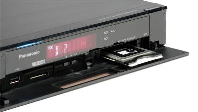 Test Blu-ray-Rekorder - Panasonic DMR-BST700