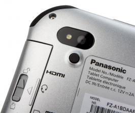 Tablets Panasonic FZ-A 1 im Test, Bild 3