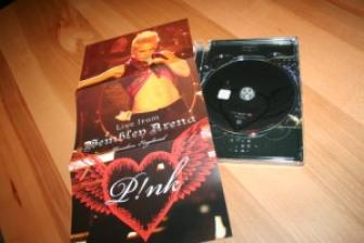 DVD Musik Pink P!nk: Live from Wembley Arena im Test, Bild 2