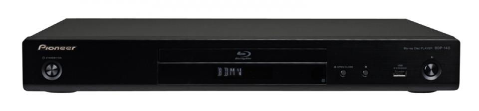 Blu-ray-Player Pioneer BDP-140 im Test, Bild 10