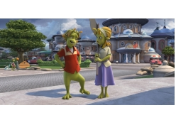 Blu-ray Film Planet 51 (Sony Pictures) im Test, Bild 3
