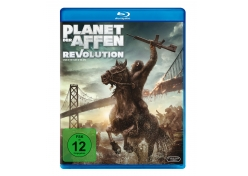 Blu-ray Film Planet der Affen: Revolution (20th Century Fox) im Test, Bild 1