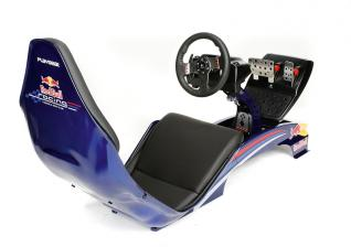 Hifi & TV Möbel Playseat Red Bull Racing F1 im Test, Bild 4