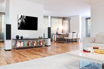 test aktivlautsprecher raumfeld stereo l sehr gut. Black Bedroom Furniture Sets. Home Design Ideas