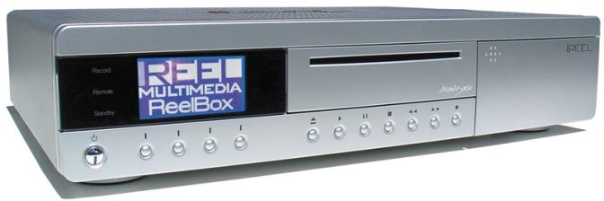 Mediacenter Reel Multimedia Reelbox Avantgarde, Reel Multimedia NetClient im Test , Bild 4