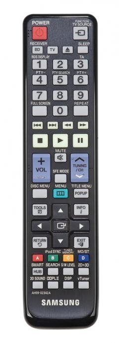 Test Blu Ray Anlagen Samsung Ht D5550 Sehr Gut Seite 1
