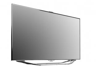 test fernseher samsung ue 46es8090 sehr gut. Black Bedroom Furniture Sets. Home Design Ideas