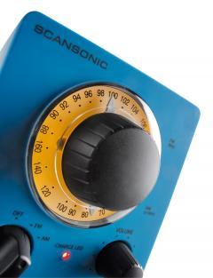 SCANSONIC CASINO 2500 FM RADIO