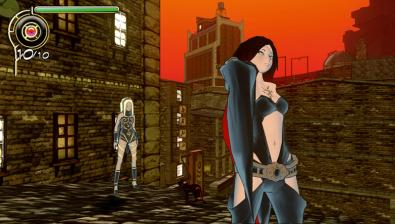 Games PS Vita SCEE Gravity Rush im Test, Bild 2