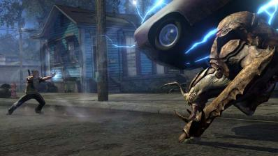 Games Playstation 3 SCEE InFamous 2 im Test, Bild 3