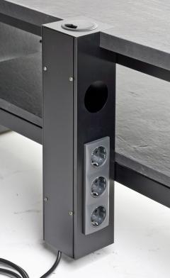 test hifi tv m bel schnepel x line 1400 echt schiefer sehr gut. Black Bedroom Furniture Sets. Home Design Ideas