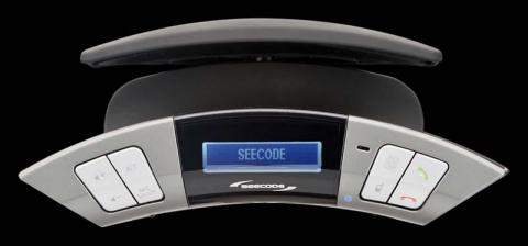 Freisprechanlagen Seecode Vossor Business, Seecode Wheel Business im Test , Bild 2