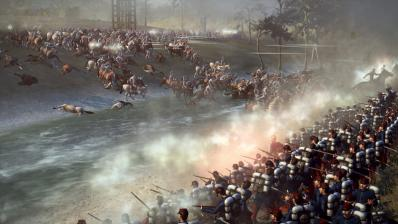 Games PC Sega Total War · Shogun 2 · Fall Of The Samurai im Test, Bild 3