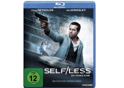 Blu-ray Film Self/Less – Der Fremde in mir (Concorde) im Test, Bild 1