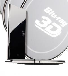 Blu-ray-Player Sharp BD-HP90S im Test, Bild 1