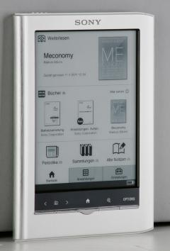 E-Book Reader Sony PRS-350 Pocket im Test, Bild 10