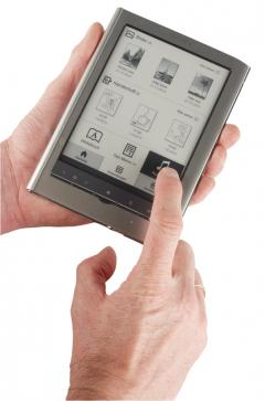 E-Book Reader Sony PRS-650 Touch im Test, Bild 13