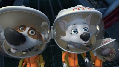 Blu-ray Film Space Dogs (dtp entertainment) im Test, Bild 3