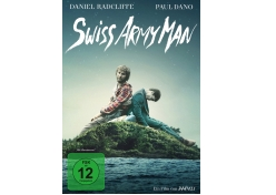 Blu-ray Film Swiss Army Man (Capelight) im Test, Bild 1