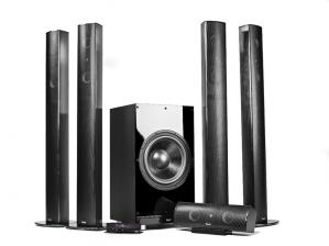 Lautsprecher Surround Teufel LT2R High Definition im Test, Bild 1