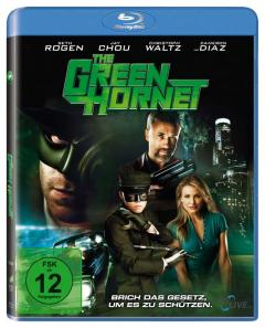Blu-ray Film The Green Hornet (Sony Pictures) im Test, Bild 1