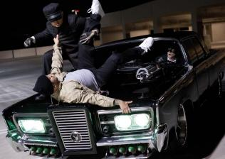 Blu-ray Film The Green Hornet (Sony Pictures) im Test, Bild 2