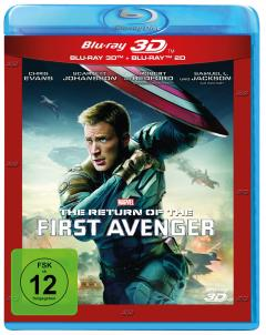 Blu-ray Film The Return of the First Avenger (Walt Disney) im Test, Bild 1