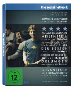 Blu-ray Film The Social Network (Sony Pictures) im Test, Bild 1
