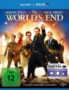 Blu-ray Film The World's End (Universal) im Test, Bild 1