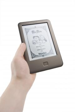 E-Book Reader Tolino shine im Test, Bild 1