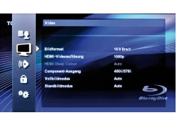 Blu-ray-Player Toshiba BDX2000 im Test, Bild 3