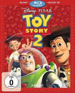 Blu-ray Film Toy Story 1-3 (Walt Disney) im Test, Bild 2