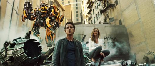 Blu-ray Film Transformers 3 (Paramount) im Test, Bild 2