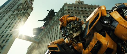 Blu-ray Film Transformers 3 (Paramount) im Test, Bild 4